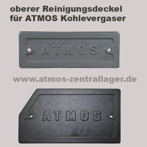 oberer Reinigungsdeckel für ATMOS Kohlevergaser