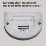 Halbmond Türblende für Wolf BVG