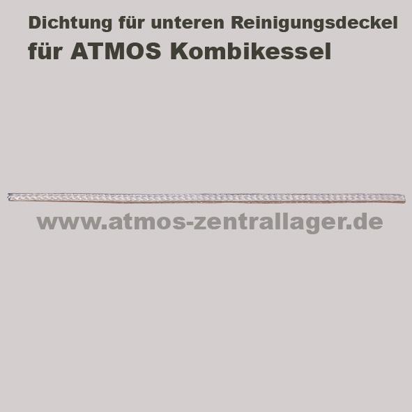 Dichtung für oberern Reinigungsdeckel für ATMOS Holzvergaser