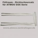 Füllraumdichtschnursatz für ATMOS GSX