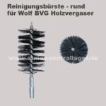 Reinigungsbürste des Abgaswärmetauschers für Wolf BVG