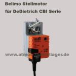 Belimo Stellantrieb für DeDietrich CBI Holzvergaser