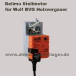 Belimo Stellantrieb für Wolf BVG