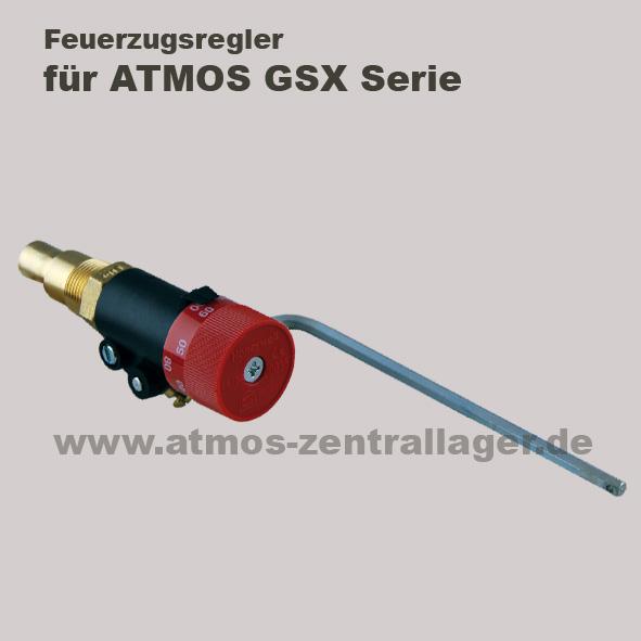Feuerzugsregler für ATMOS GSX Holzvergaser
