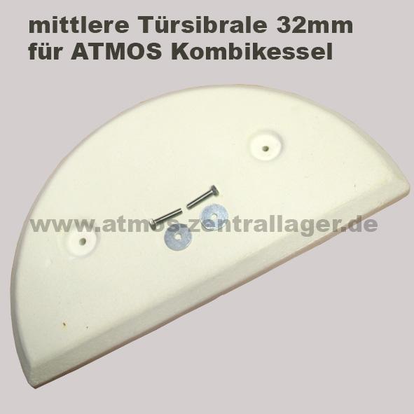 mittlere Türsibrale für ATMOS GSP und GSPL Kombikessel