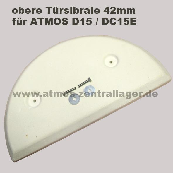 obere Türsibrale 42mm für ATMOS Festbrennstoffkessel