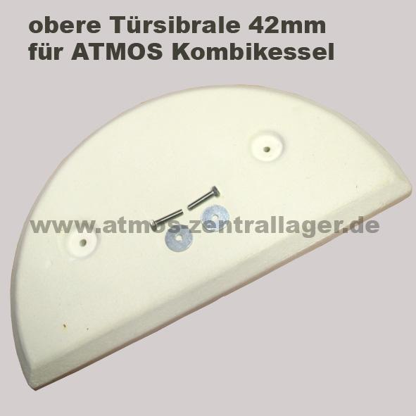 obere Türsibrale 42mm für ATMOS Kombikessel