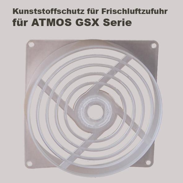 Kunststoffschutz für Frischluftzufuhr für ATMOS GSX Holzvergaser