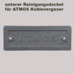 untere Reinigungsdeckel für ATMOS KC