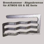 Abgasbremse für ATMOS GS / Abgasbremse für ATMOS SE
