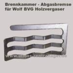 Abgasbremse für Wolf BVG
