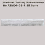 Sibralband der Brennkammer für ATMOS SE / Sibralband der Brennkammer für ATMOS GS