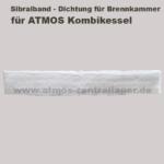 Sibralband der Brennkammer für ATMOS SPL Sibralband der Brennkammer für ATMOS GSPL