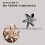 Lüfterrad für ATMOS GSPL / Lüfterrad für ATMOS SPL
