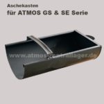 Aschekasten für ATMOS GS / Aschekasten für ATMOS SE