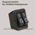 Doppelschalter für ATMOS Pelletkessel / Doppelschalter für ATMOS DP Pelletkessel
