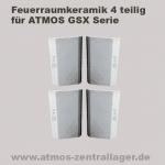 Feuerraum Seitenwand für ATMOS GSX
