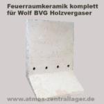 Feuerraum Seitenwand für Wolf BVG