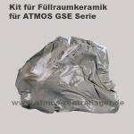 Kit für Füllraumkeramik für ATMOS GSE Holzvergaser