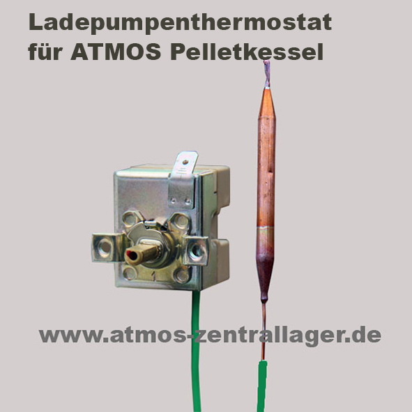 ATMOS Ladepumpenthermostat