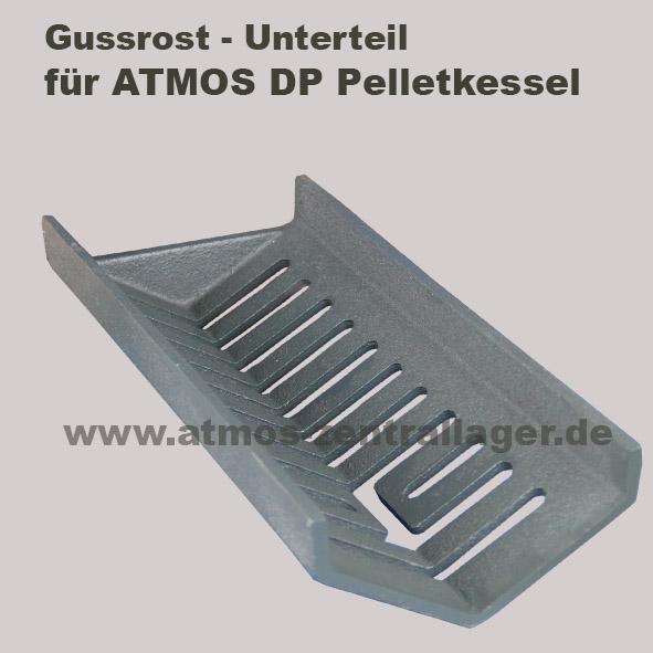 Gussrost Unterteil für ATMOS DP Pelletkessel