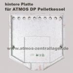 hintere Platte für ATMOS DP Pelletkessel