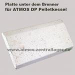 liegende Keramikplatte für ATMOS Pelletkessel