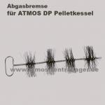 Abgasbremse für ATMOS DP Pelletkessel