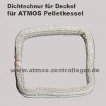 Rahmendichtung für ATMOS DP Pelletkessel zugleich auch Rahmendichtung für ATMOS Pelletkessel