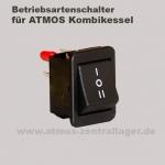Betriebsartenschalter für ATMOS GSPL
