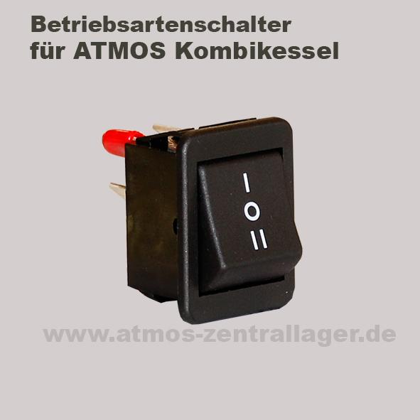 ATMOS Betriebsartenschalter