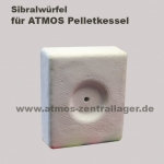 Sibralwürfel für ATMOS DP Pelletkessel, Sibralwürfel für ATMOS Pelletkessel