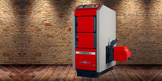 P80 mit 6400 € gefördert - der ATMOS P80 Pelletkessel