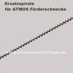 Ersatzschnecke für ATMOS Förderschnecken