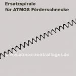 Ersatzspirale für ATMOS Förderschnecken