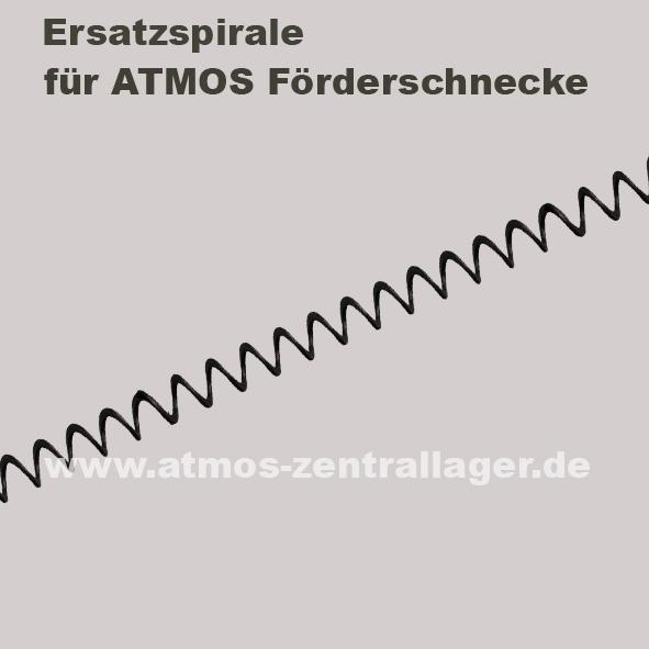 ATMOS Förderschnecke Ersatzteile