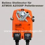 Belimo Stellmotor für ATMOS A25GSP Pelletbrenner