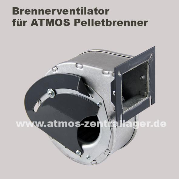Brennerventilator für ATMOS Pelletbrenner