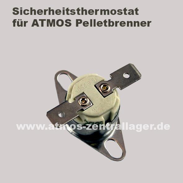 Sicherheitsthermostat für ATMOS Pelletbrenner