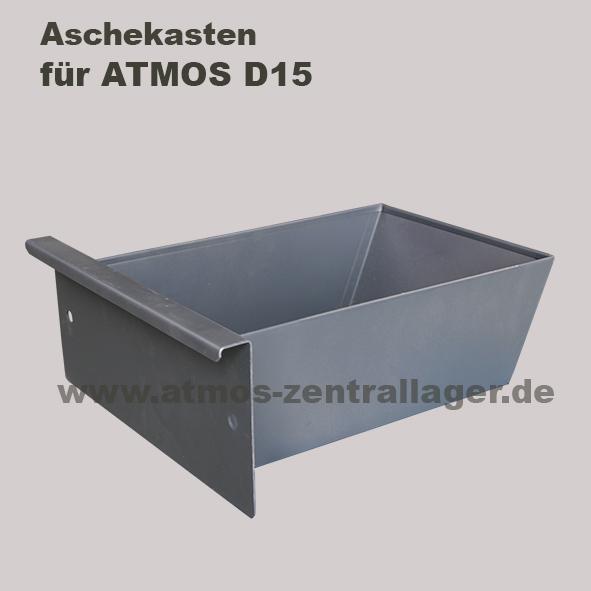 Aschekasten für ATMOS DP Pelletkessel