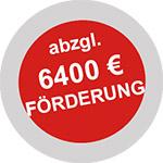 6400 € Förderung für den ATMOS P80 Pelletkessel