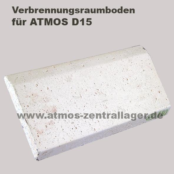 liegende Keramikplatte für ATMOS D15