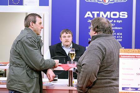 ATMOS zur Agritechnica