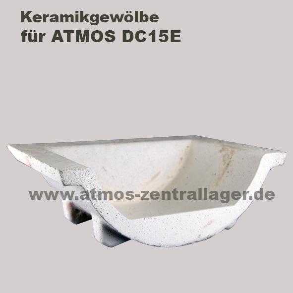 Keramikgewölbe für ATMOS DC15E