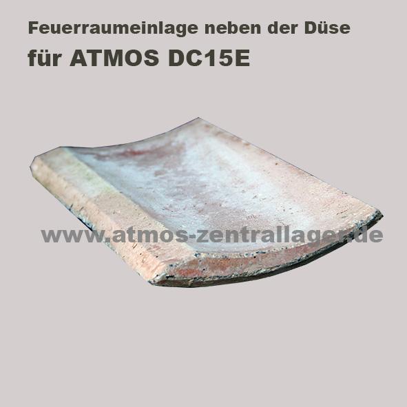 Feuerraumeinlagen für den ATMOS DC15E