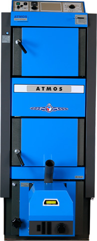 ATMOS GSP Kombikessel - DC18GSP - DC25GSP und DC30GSP - Modell 2018