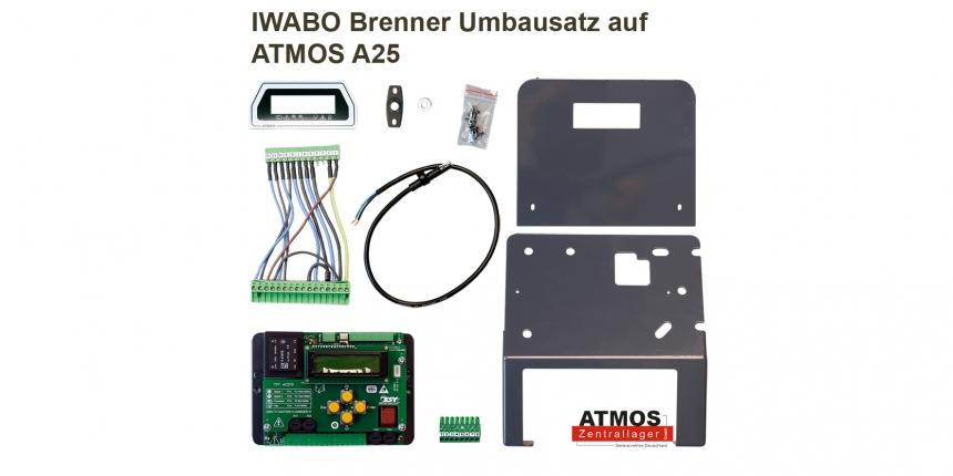 Bild vom Iwabo Brenner Umbausatz