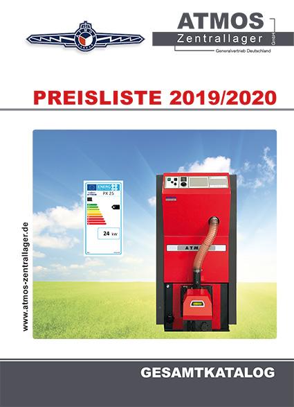 ATMOS Gesamtkatalog 2019/2020