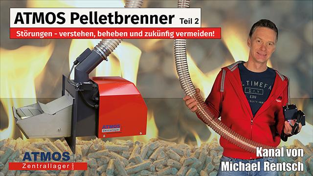 Video - ATMOS Pelletbrenner A25