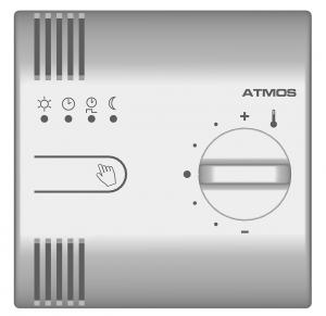 Raumthermostat für ACD03 / ACD04